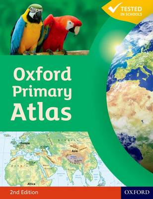 Oxford Primary Atlas by Patrick Wiegand