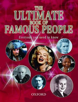 The Ultimate Book Of Famous People by