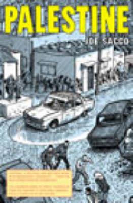 Palestine by Joe Sacco, Edward W. Said