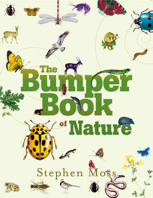 Bumper Book of Nature by Moss, Stephen