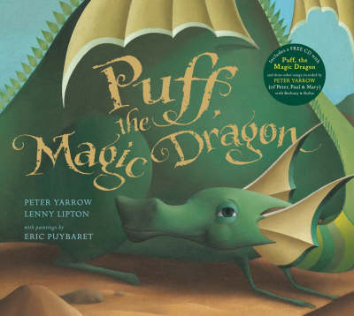 Puff The Magic Dragon (Book & CD) by Peter Yarrow, Lenny Lipton