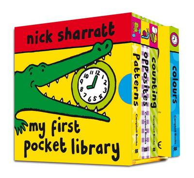 My First Pocket Library by Nick Sharratt