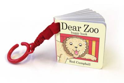 Dear Zoo Buggy Book (Buggy Buddy) by Rod Campbell