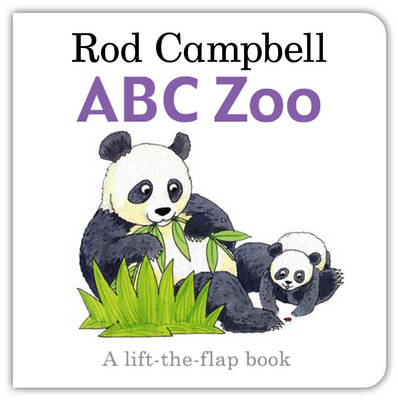 ABC Zoo (Board Book) by Rod Campbell