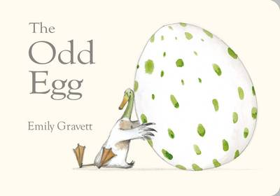 The Odd Egg by Emily Gravett