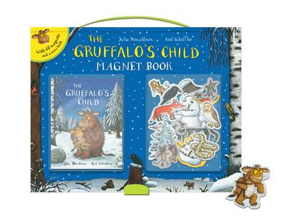The Gruffalo's Child Magnet Book by Julia Donaldson
