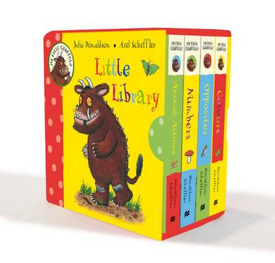 My First Gruffalo Little Library by Julia Donaldson