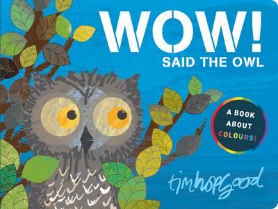 WOW Said the Owl by Tim Hopgood