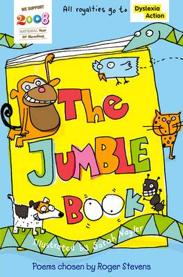 The Jumble Book by Roger Stevens