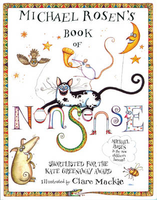 Michael Rosen's Book of Nonsense by Michael Rosen