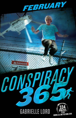 Conspiracy 365: February by Gabrielle Lord