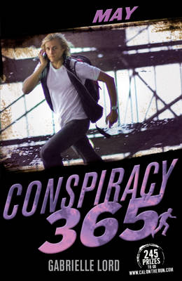Conspiracy 365: May by Gabrielle Lord