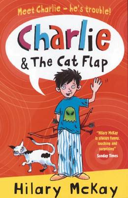 Charlie and the Cat flap by Hilary Mckay