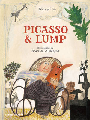 Picasso & Lump by Nancy Lim, Beatrice Alemagna