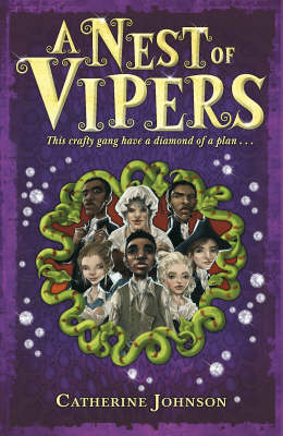 A Nest of Vipers by Catherine Johnson