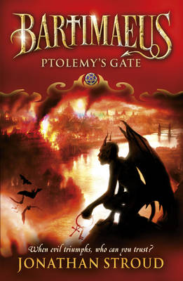 Bartimaeus 3: Ptolemy's Gate by Jonathan Stroud
