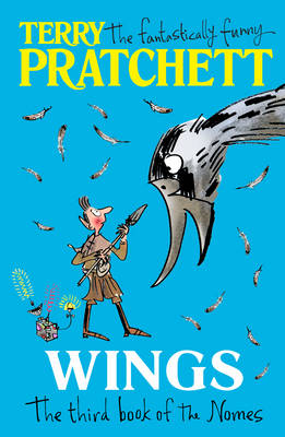 Wings The Third Book of the Nomes by Terry Pratchett