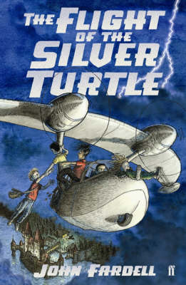 The Flight of the Silver Turtle by John Fardell