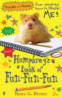 Humphrey's Book of Fun-fun-fun by Betty G. Birney