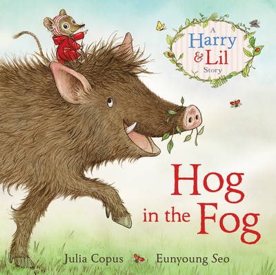 Hog in the Fog A Harry & Lil Story by Julia Copus