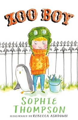Zoo Boy by Sophie Thompson