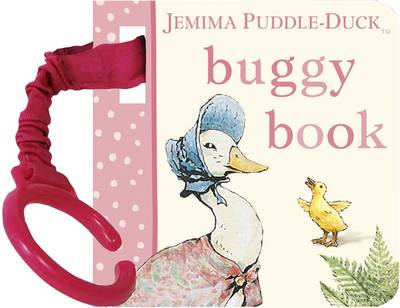 Jemima Puddle-Duck Buggy Book by Beatrix Potter