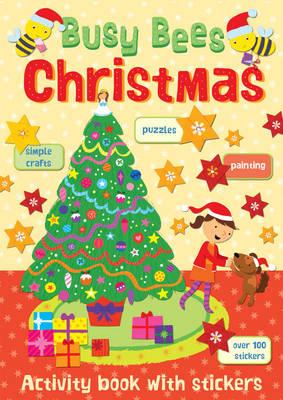 Busy Bees Christmas by Christina Goodings