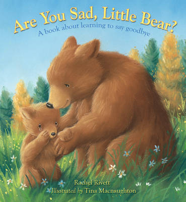 Are You Sad, Little Bear? by Rachel Rivett