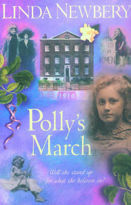 Historical House: Polly's March by Linda Newbery
