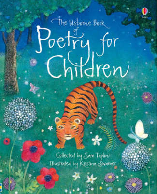 The Usborne Book of Poetry For Children by