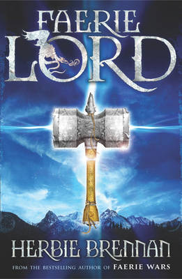 Faerie Lord by Herbie Brennan