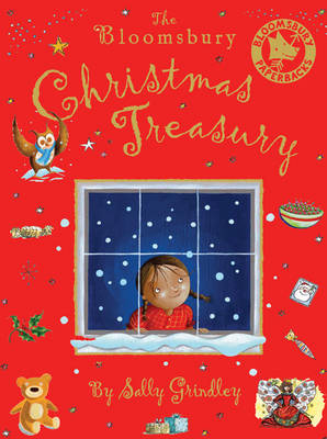 The Bloomsbury Christmas Treasury by Sally Grindley