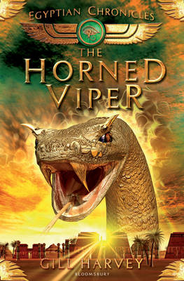 The Horned Viper: Egyptian Chronicles book 2 by Gill Harvey