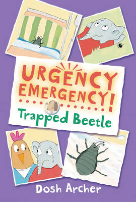 Urgency Emergency! Trapped Beetle by Dosh Archer