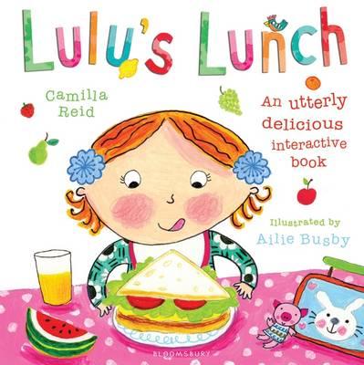 Lulu's Lunch by Camilla Reid