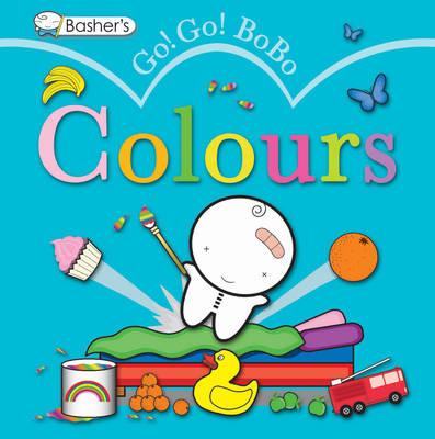 Go! Go! Bobo! Colours by Simon Basher