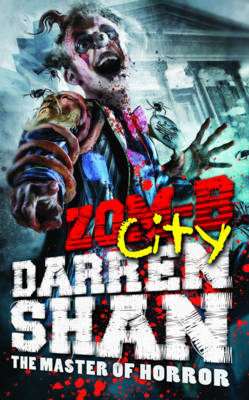 ZOM-B City by Darren Shan
