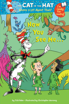 The Cat in the Hat Knows a Lot About That!: Now You See Me... by Tish Rabe