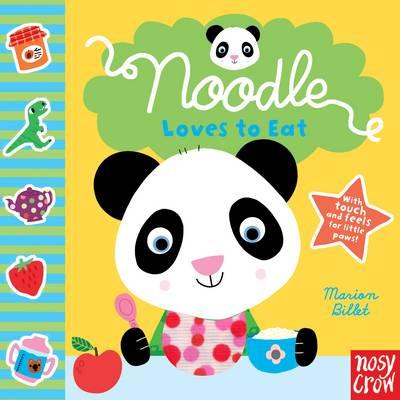 Noodle Loves to Eat by Marion Billet