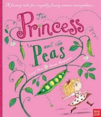 The Princess and the Peas by Sarah Warburton