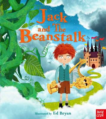 Jack and the Beanstalk by Ed Bryan