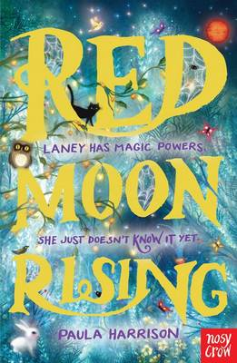 Red Moon Rising by Paula Harrison