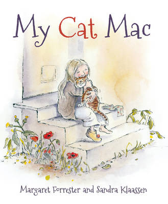 Picture Kelpies: My Cat Mac by Margaret Forrester