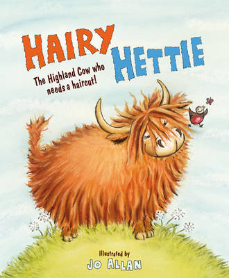 Hairy Hettie by Polly Lawson