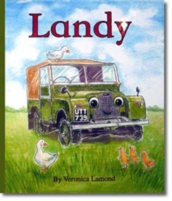 Landy by Veronica Lamond