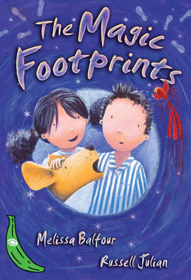 The Magic Footprints by Melissa Balfour