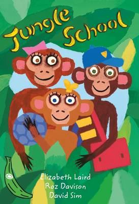 Jungle School by Elizabeth, Davison, Roz Laird