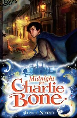Midnight for Charlie Bone (Book 1) by Jenny Nimmo
