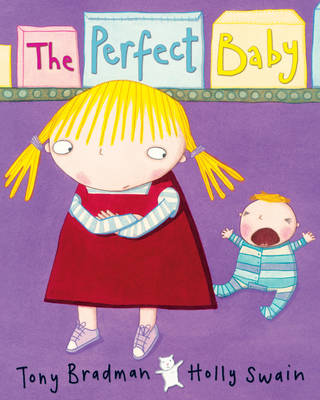 The Perfect Baby by Tony Bradman