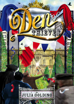 Den Of Thieves (A Cat Royal Novel) by Julia Golding